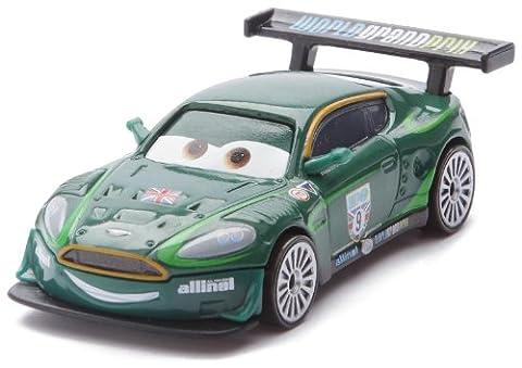 Mattel - W1957 - Voiture Miniature - Cars 2 - Nigel Gearsley