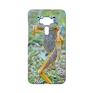 G-STAR Designer Printed Back case cover for Asus Zenfone 3 - G1734