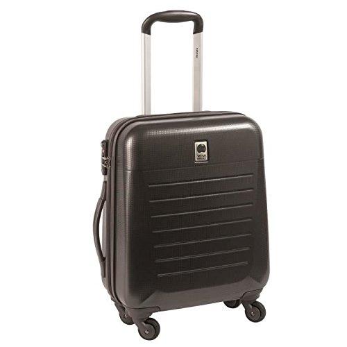 visa-delsey-valise-cabine-trolley-slim-50-cm-4-roues-tsa-caleo-hard