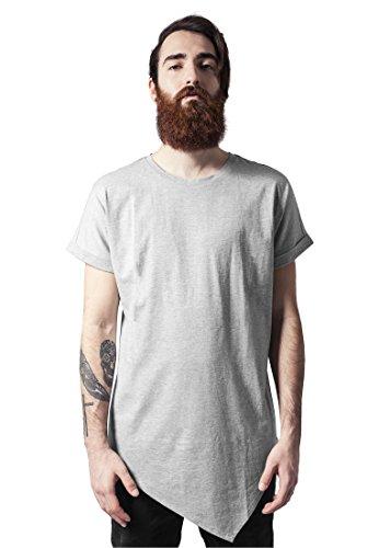Asymetric Long Tee grey XXL
