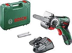 Bosch EasyCut 12 Akku-Kettensäge Test