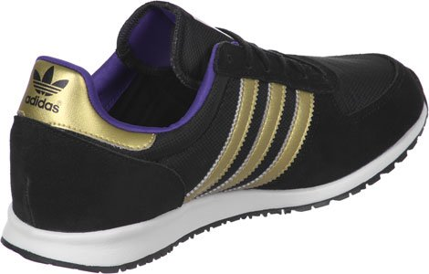 Adidas Adistar Hausschuhe Racer Damen Sneaker - noir-or