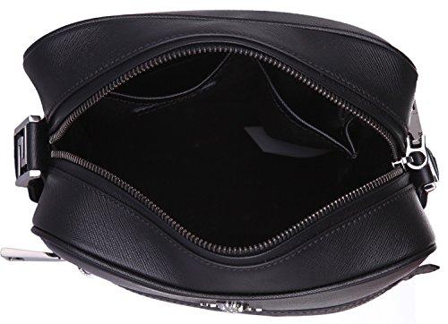 Versace sac bandoulière dL24670DVSAN business Noir
