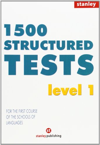 1500 structured tests