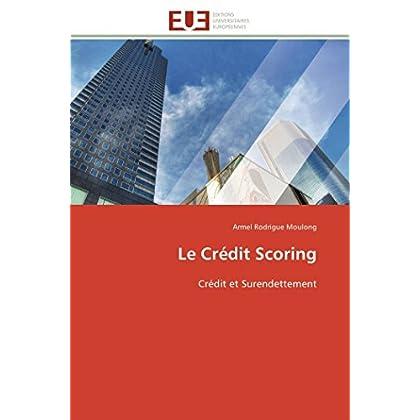Le crédit scoring