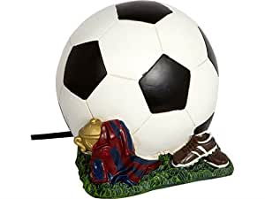 Madelcar - Lampe de chevet FOOTBALL FC BARCELONA, 13x13x13 cm 17358MD