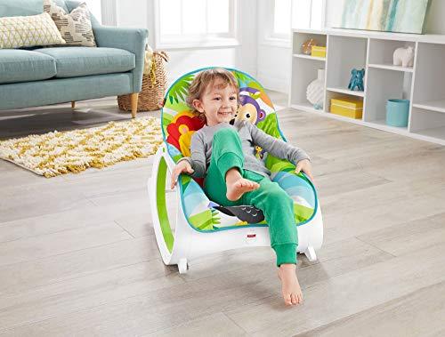 Mejores mecedoras para bebés con vibracion