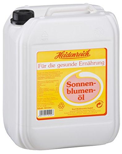 Sonnenblumenöl 10 Liter Kanister