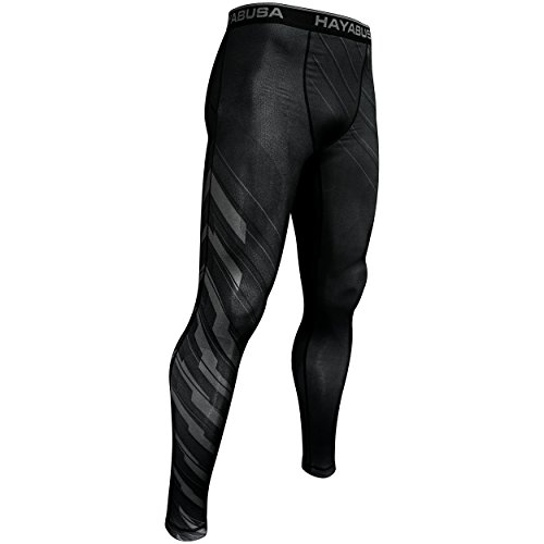 Hayabusa Metaru Charged Compression Shorts Black Hayabusa Shorts