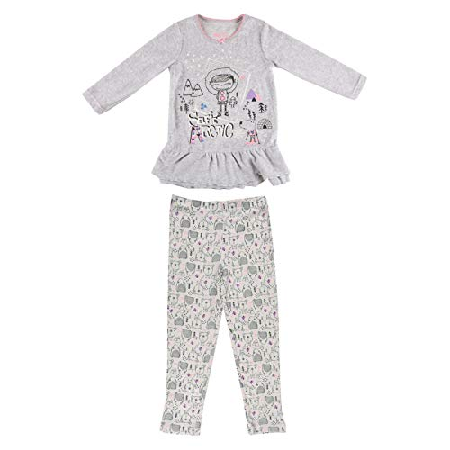 9debd7f2e505f Pyjama fille manches longues Selfie Artic girl - Taille - 2/3 ans (92
