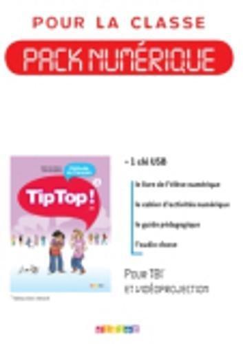 Tip Top!: Pack numerique pour la classe (USB stick) 3 Usb Tip Pack