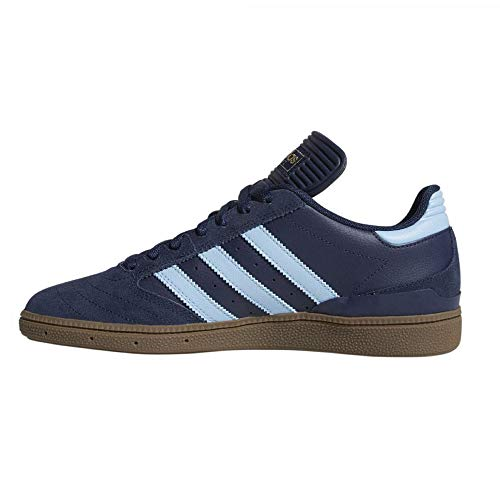 adidas Schuhe Busenitz Collegiate Dunkelblau-Clear Blau-Gum5 (40.5 EU / 7.5 Us, Dunkelblau) - Adidas Skate-schuhe