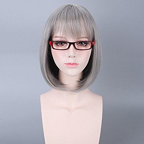pams-pantaloncini-da-donna-colore-grigio-parrucca-con-capelli-lunghissimi-elegante-parrucca-colore-g