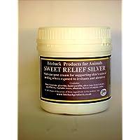 Biteback Products 'Sweet Relief Silver' Crema Multiuso para apoyar la curación Natural de la Piel 500g