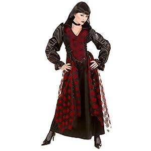 WIDMANN Widman - Disfraz de vampiro victoriano adultos, talla XL (5688V)