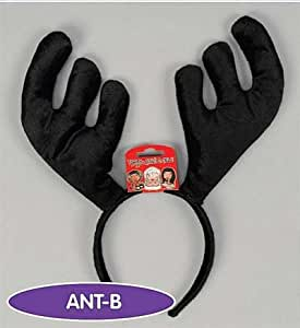 Novelty Antlers (Black) for Hen Stag Party Night