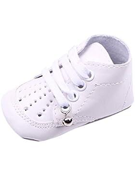 Janly Schuhe jany 0-12 Monate Jungen Mädchen High Sneaker mit Glocke First Walker Kind Infant Sneaker