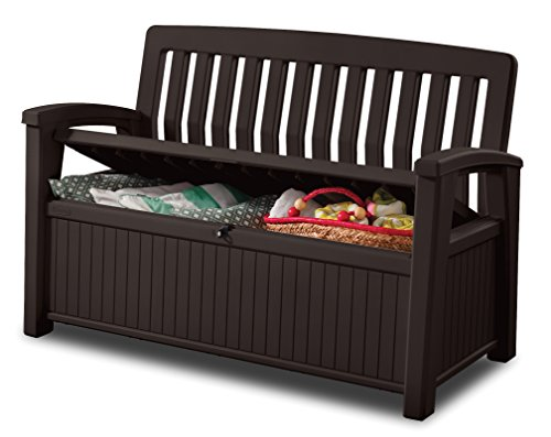 Keter Patio Bench 227 Liter