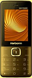 Karbonn K451 Power (Champagne+Black)