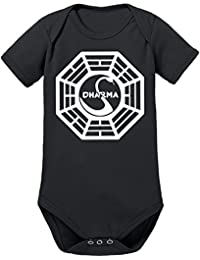 Touchlines Baby Dharma Lost Bodysuit