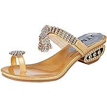 Chanclas de Mujer, ❤ Ba Zha Hei Verano Plataforma de Zapatos Verano