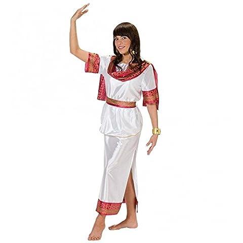 Costume grecque Athéna, taille 36, soirée à thème romain Robe Déesse Grèce antique