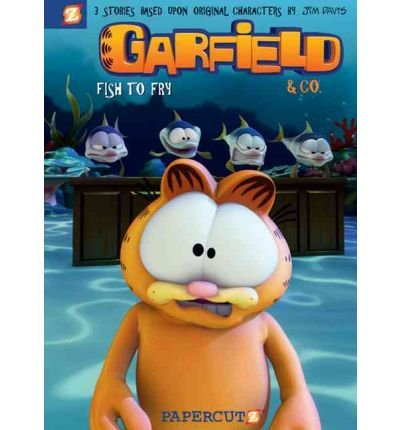 [ [ FISH TO FRY (GARFIELD & CO. #01) BY(DAVIS, JIM )](AUTHOR)[HARDCOVER]