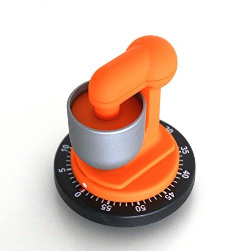 Bengt Ek Design Küchenwecker Timer KÜCHENMASCHINE, orange