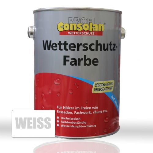 Consolan  <strong>Farbe</strong>   Weiß