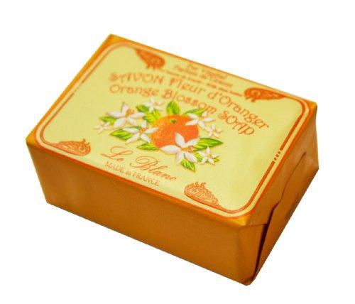 Le Blanc P9790 Savon Senteur Fleurs d'Oranger 100 g