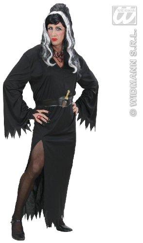 ELVIRA - Größe 56 (XL) (Halloween-kostüme Elvira)