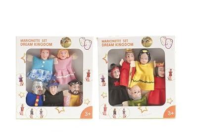 Cosas Internacionales - Estuche de marionetas (18760) de Cosas Internacionales
