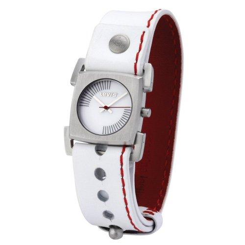Levis Damen-Armbanduhr Analog Quarz Leder L010GICWRW