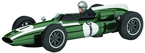 Scalextric - Sca3658a - Legends Cooper Climax - Jack Brabham - Echelle 1/32