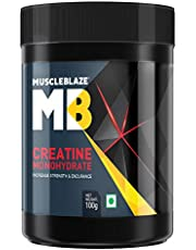 MuscleBlaze Creatine 100 gm Unflavoured