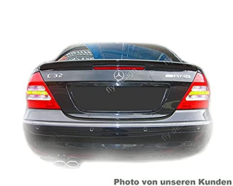 mercedes w203 tuning teile parts sport coupe Spoiler amg typ