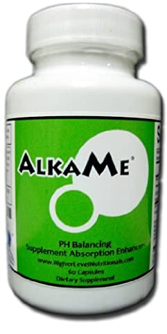 * AlkaMe * PH Balancing, Supplement Absorption Enhancer by Higher Level Nutritionals