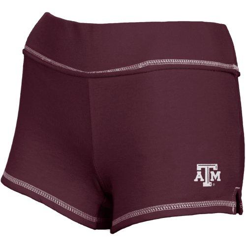 Texas A & M Aggies–Team Mädchen Youth Shorts Rot Gr. 44, Rot - Rot (Mädchen Aggie)