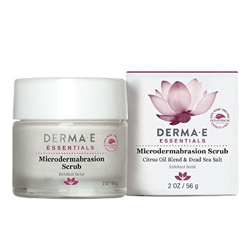La microdermoabrasión Exfoliación con sales del Mar Muerto, a 2 oz (56 g) - Derma E