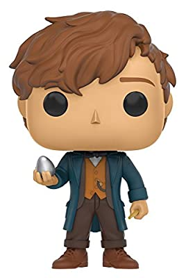 POP Fantastic Beasts and Where to Find Them Newt With Egg