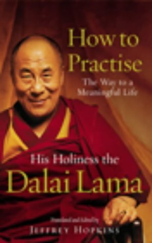 How To Practise: The Way to a Meaningful Life by Dalai Lama (2003-08-07)