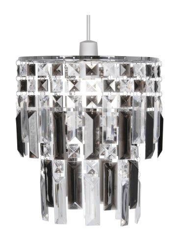 Oaks Lighting Maia - Lámpara techo estructura cromo