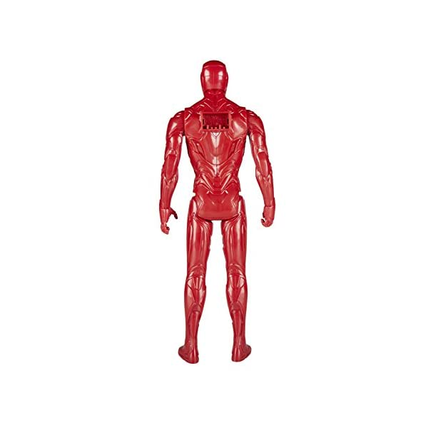 Marvel- Figura Titan Hero Series Infinity War, Iron Man (Hasbro E1410EU4) 3