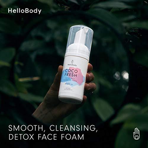 Zoom IMG-1 hellobody coco fresh schiuma detergente