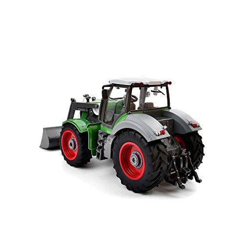 RC ferngesteuerter Traktor mit Anhänger - 4