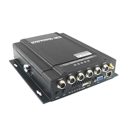 Preisvergleich Produktbild X9S 4CH Full 720P HDD & Sicherheit Digital-Karte Mobile DVR Fahrzeugüberwachung und Management-Plattform Remote Monitoring System