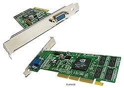 Nvidia GeForce2 MX 32MB AGP Video Card 180-P0039-0100-C