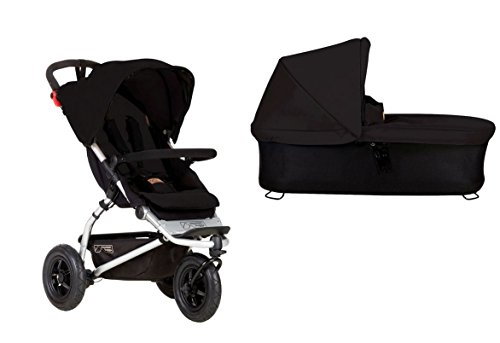 Mountain Buggy Swift 3 + Plus Navicella carrycoat - Nuova Collezione