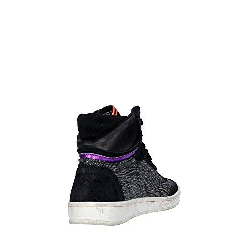 Serafini CAMP.9 Sneakers Donna Grigio/Nero
