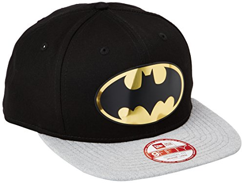 New era batman otchgr-berretto da baseball uomo nero medium